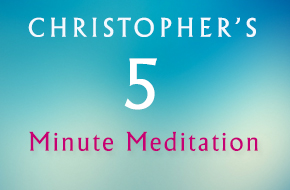 Christopher Allan 5 Minute Meditation