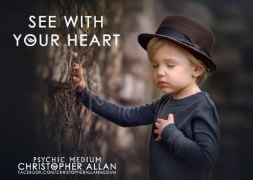 Christopher Allan - See With Your Heart www.imstillhere.net